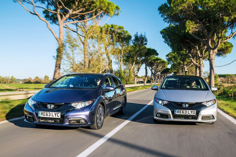 Honda Civic, Civic Tourer