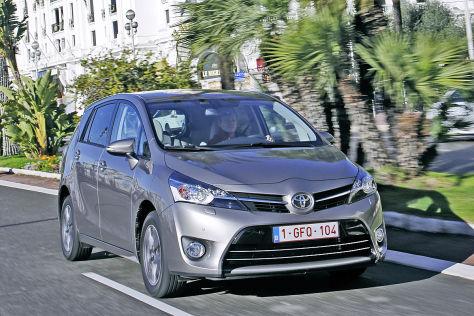 Toyota Verso mit BMW-Motor: Fahrbericht