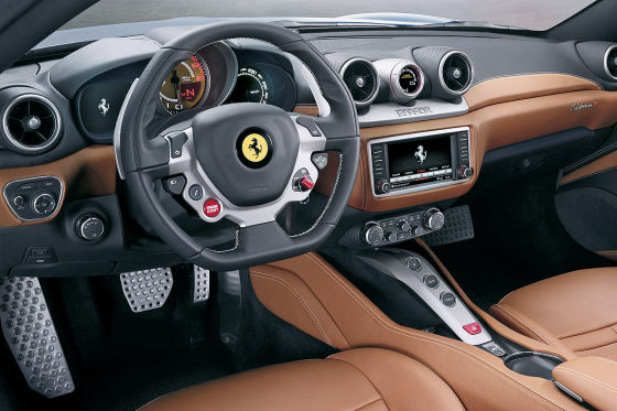 Ferrari Califonia T (2014)