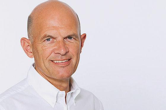 Professor Bertil Bouillon (56), Präsident der Deutschen Gesellschaft für Unfallchirurgie.