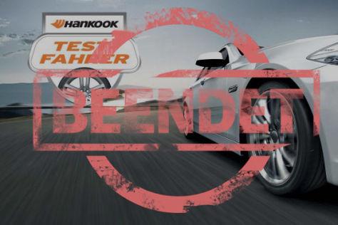 Hankook: Testfahrer gesucht