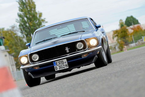 Test: Ford Mustang Boss 302