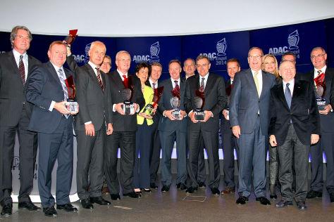 ADAC GELBER ENGEL Preisverleihung in München am 16. 01. 2014