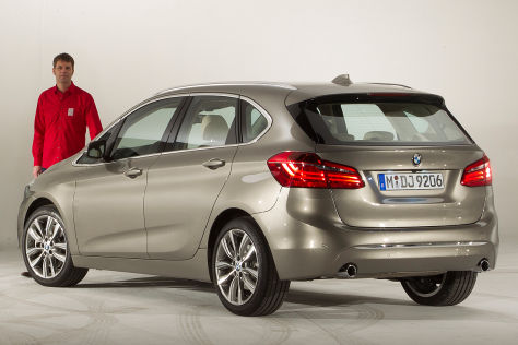 bmw 2er active tourer sitzprobe. Black Bedroom Furniture Sets. Home Design Ideas