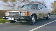 Erster Turbodiesel: Mercedes-Benz 300 SD