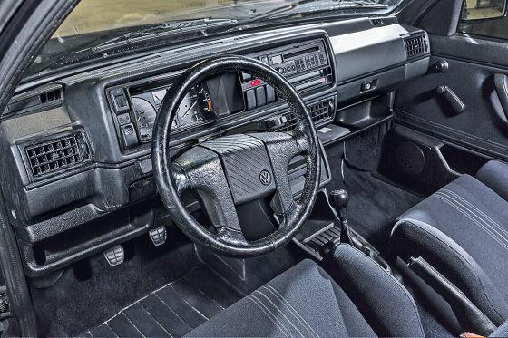 VW Golf II GTI G60