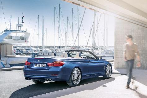 BMW Alpina B4 Biturbo Cabrio