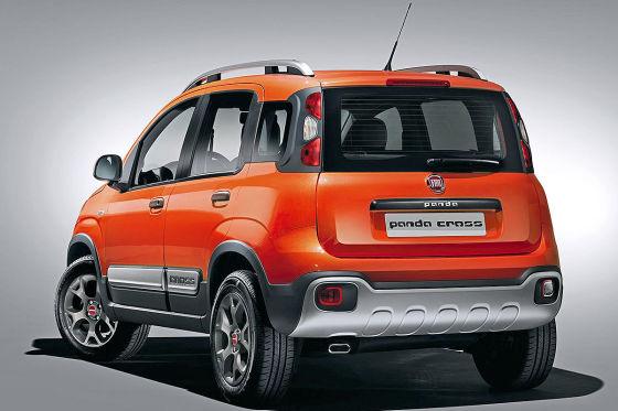 Fiat Panda 4x4 Cross