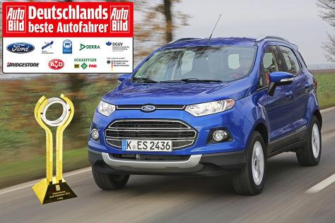 Deutschlands beste Autofahrer 2014
