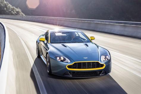 Aston Martin Vantage V8 N430 Coupé