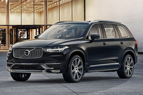 Volvo XC90 !!!Illustration!!!