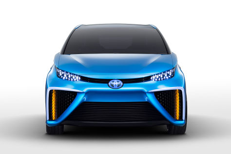 Toyota FCV Concept: Autosalon Genf 2014