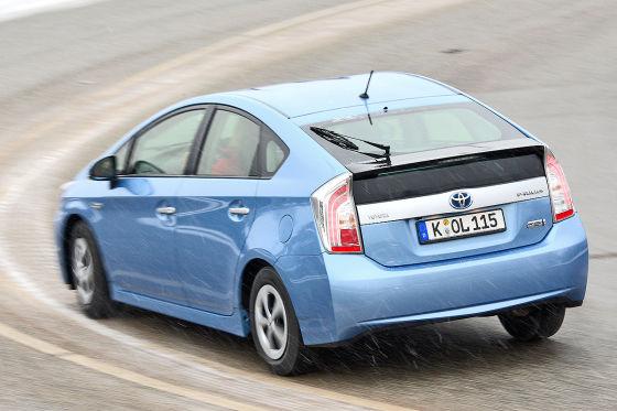 Toyota Prius Plug-in Hybrid Life