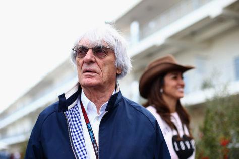 Sind Bernie Ecclestones Tage an der Spitze der Formel 1 gezählt?
