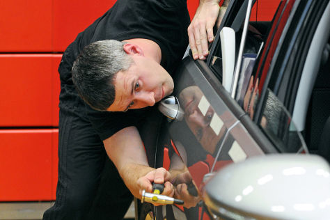 Smart-Repair-Meisterschaft in Fulda