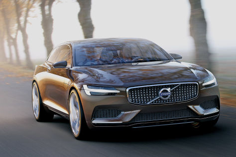 Volvo Concept Estate (Kombi): Genfer Autosalon 2014