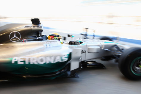 Lewis Hamilton ist sich sicher, dass seine Crew seine Wünsche erfüllt