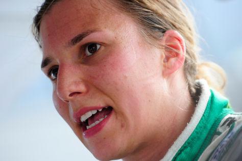 Simona de Silvestro soll 2015 für Sauber in der Formel 1 fahren