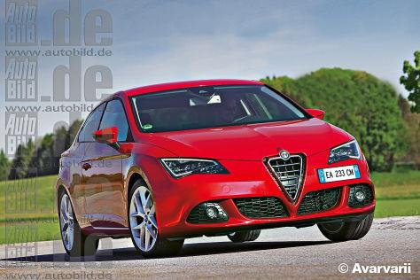 Alfa Romeo Leon