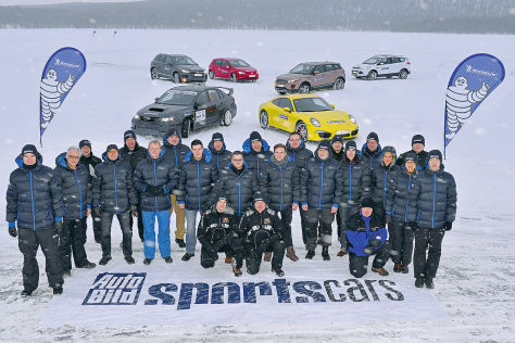 Partneraktion Michelin: Winter Experience