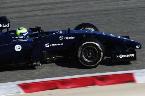 Starker Auftakt: Bei Williams läuft derzeit alles am Schnürchen
