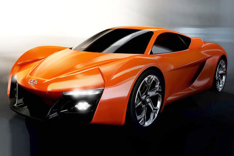 Hyundai PassoCorto: Genfer Autosalon 2014