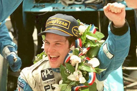 Indy-Sieg 1995