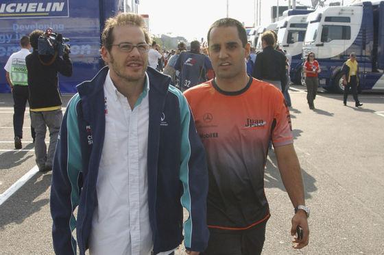 Villeneuve & Montoya
