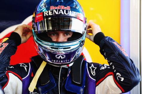 Die erste Passage in Austin findet Vettel top - wie so viele andere Kurven auch