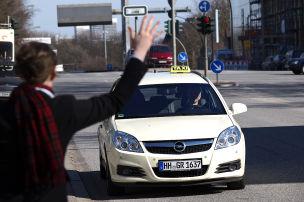 Gerichtshof stärkt Taxifahrer