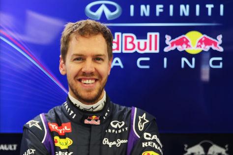 Formel 1: Vettels Test-Blog aus Bahrain