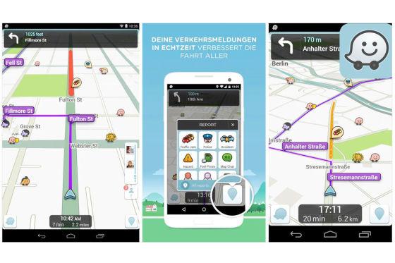 Endlich auch Navi-Apps von Drittanbietern!