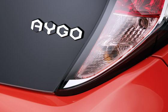 Der Aygo wird cool