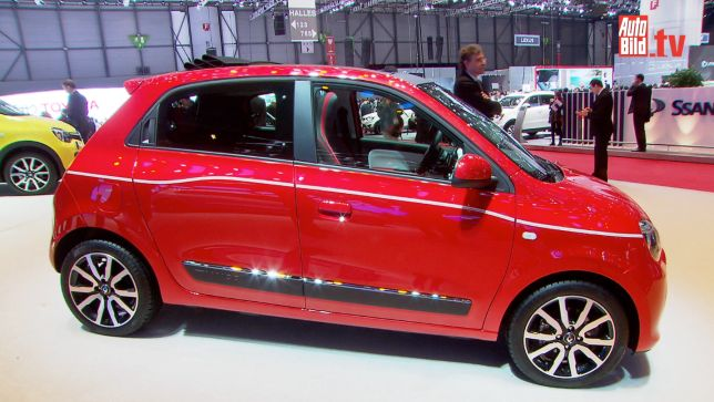 video renault twingo genf 2014. Black Bedroom Furniture Sets. Home Design Ideas