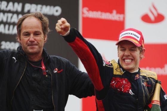 Monza-Sieg 2008