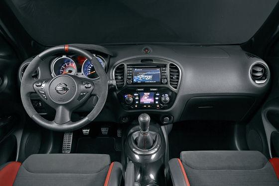 Nissan juke nismo rs genfer autosalon 2014 for Nissan juke innenraum