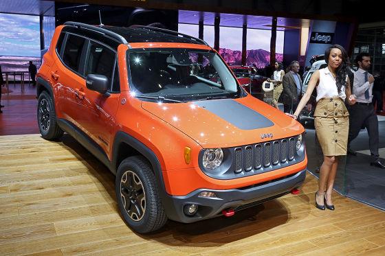 Jeep Renegade Kompakt-SUV