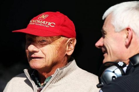 Zu viel verraten? Niki Lauda outet die PS-Zahlen des neuen Turbomotors