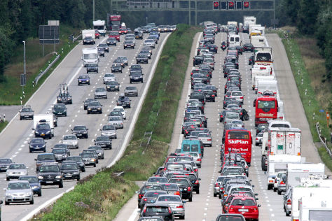 KBA-Statistik: 61,5 Millionen zugelassene Fahrzeuge