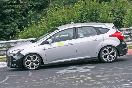 Ford Focus ST Facelift Erlkönig