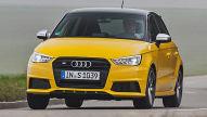 Audi S1: Fahrbericht