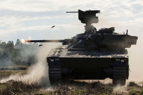 BAE CV90 Facelift: Vorstellung