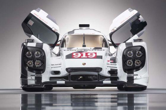 Porsche 919 Hyprid