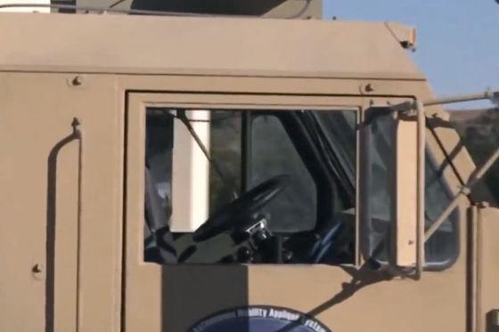 Militärischer Test: Führerlose Lkw