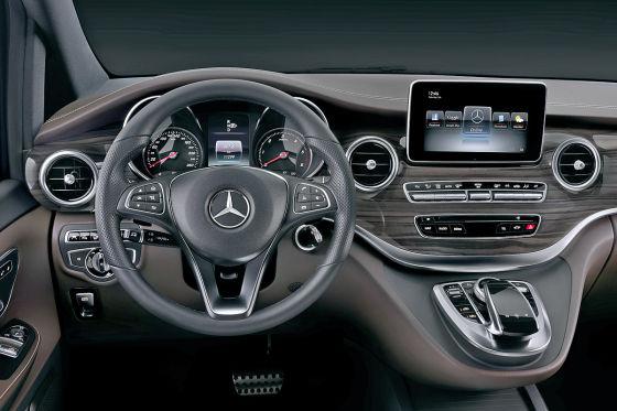 Vorstellung Mercedes V-Klasse: Das kostet der Viano ...