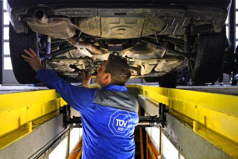 Neue TÜV-Intervalle in der EU