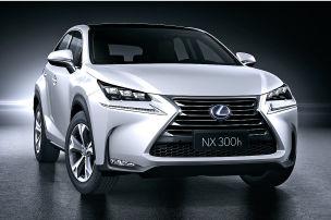 Neues Lexus-SUV