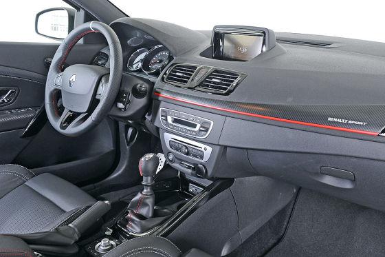 So fährt der neue Mégane RS