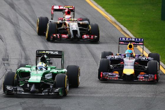 Rosberg gewinnt WM-Auftakt