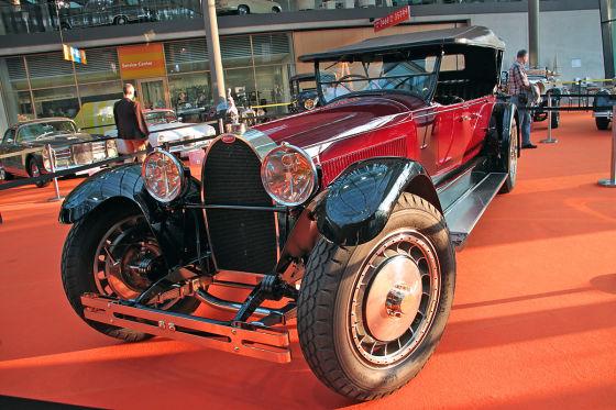 Bugatti Typ 41 Packard Royale